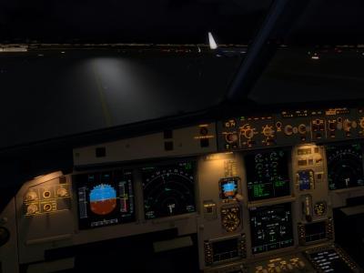 1° vol avec P3D - Marseille Provence