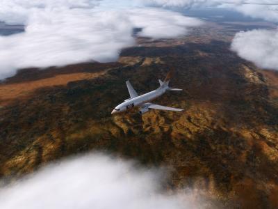 737-F Australia Orbx