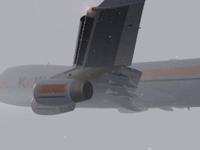 747 vintage foggy App
