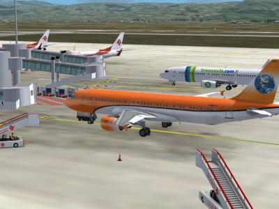 Aéroport d'Alger - DAAG - RFE IVAO