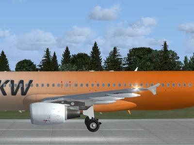 A320 .......  LFPO