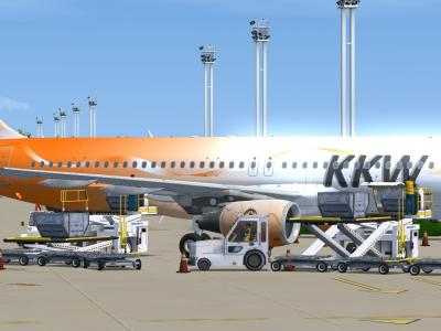 A320 ....... LFBP LFPO