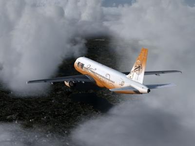 Approche ESSA - A320 Dynamik