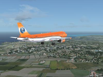 Arrivée Malte - LMML -
