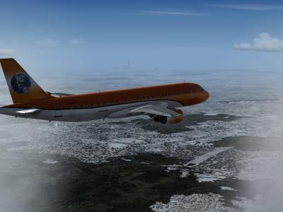 Arrivée Toronto