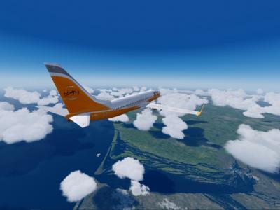 Au dessus de l'ISlande, cap sur Kangerlussuaq ! FrigorifiK