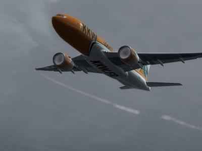 Bangok departure
