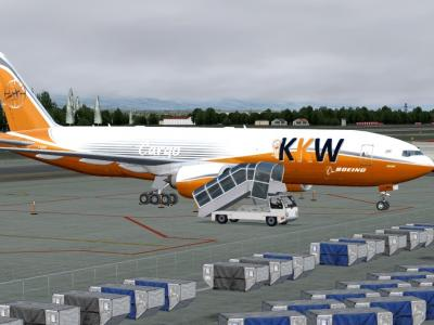 Boarding is completed on GVA