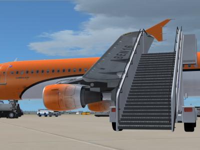 Boarding now !