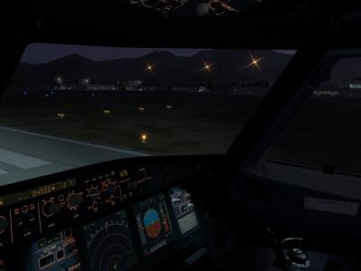 Calvi, taxi to terminal