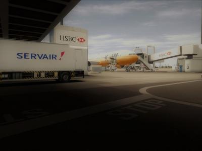 Débarquement A14 - LFPG