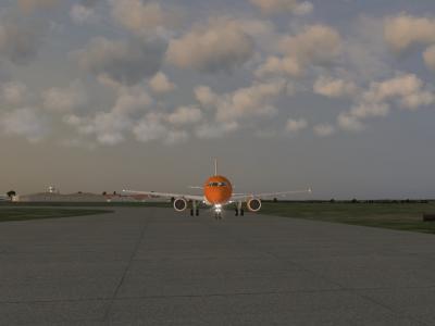 Départ de toulouse Xplane