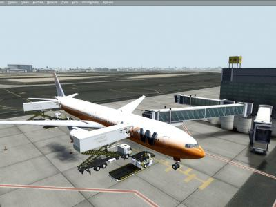 Departing from Dubai to Nantes