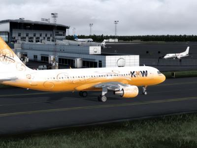 ESSA - Stockholm - A320 Dynamik