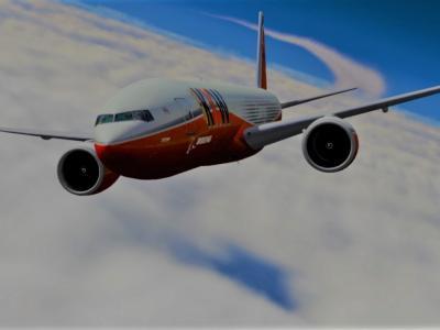 En route se faire bichonner au Hangar de Nîmes pour F-KW03 !