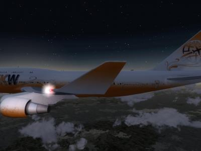 Enroute to KSFO