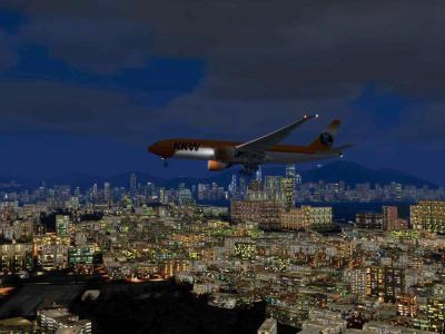 Establish igs Rwy 13 Kai tak