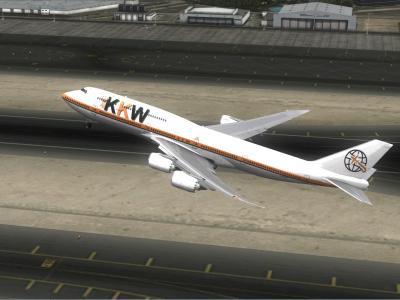 F-KKW19  Boeing 747-8i
