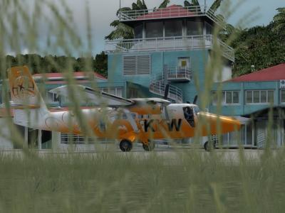 F-KKW55 Twin Otter Dynamic pkg TFFJ