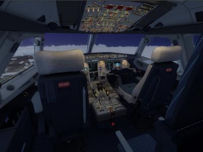 FBEN16 FlightDeck
