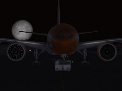 Full Moon departure