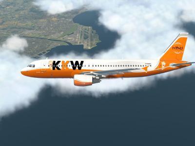 KKW350B au départ de Nice