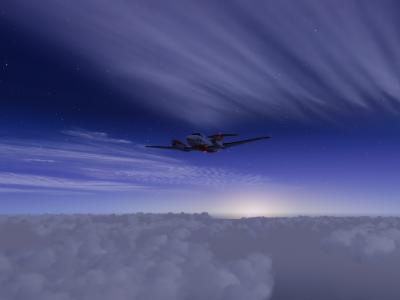 King Air Convoyage Leg2 KOSH-CYYZ