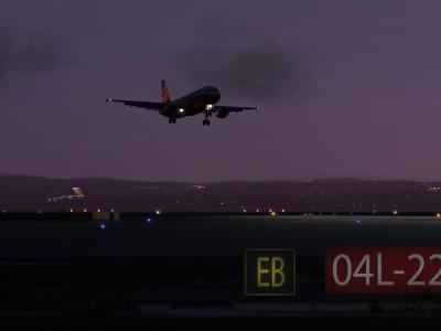 LFMN 04L Landing