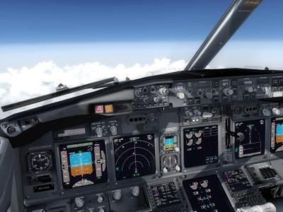 LGSK-LFML...  Trankilou bilou au FL400 !