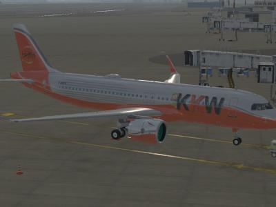 Le KKW70 avec son nouvel équipement SatCom à De Gaulle