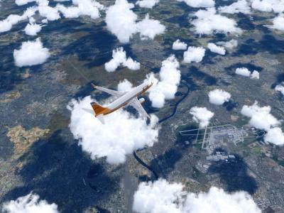 ORY depuis le FL360