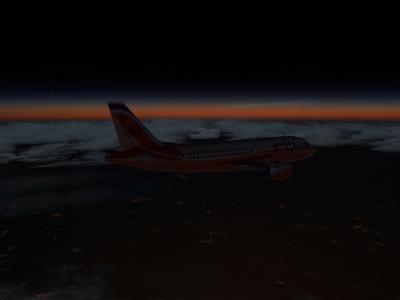 Orange sur Orange… On aime cette couleur à la KKW