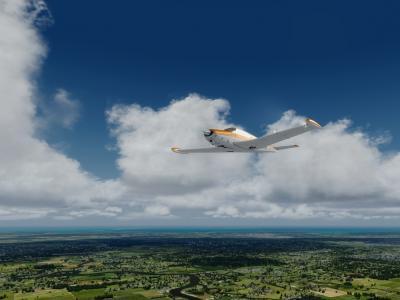 PA24 Comanche. VFR Tour Nord Amérique