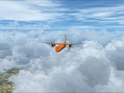 Q400 over Guerret3