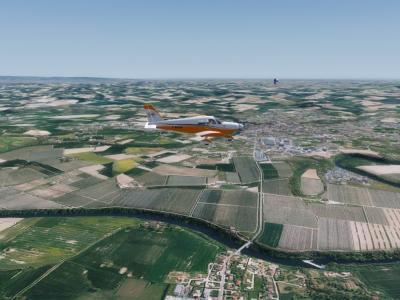 Rallye VFR Part 2-Nord Lavaur