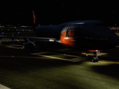 Ready for departure runway 30R at OMDB ! (Dubaï)