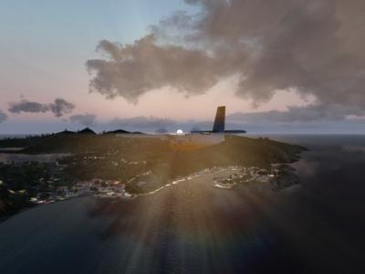 Sunrise TFFJ DHC-6