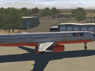 TOLISS A321 KAWET