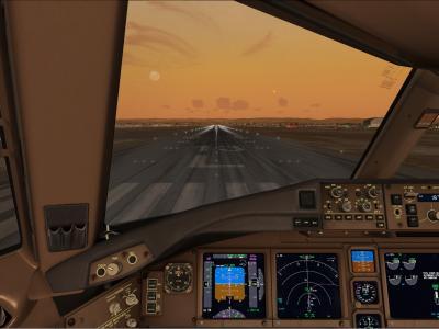 Take off 13L LFML