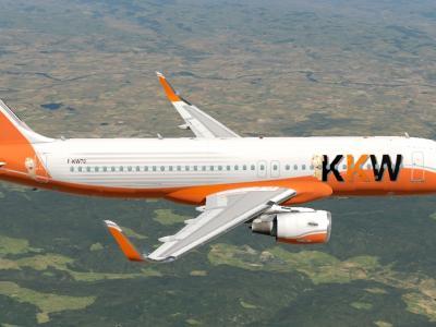 Texture Majestik finalisée pour Airbus A320 JarDesign XP11.30