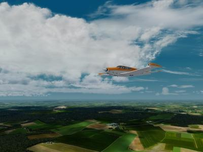 VFR FIR de Paris