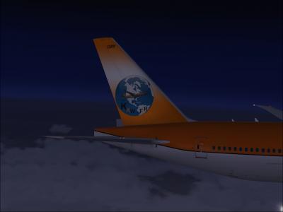 Vive le 777 et ORY