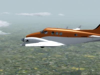 Vol en C90